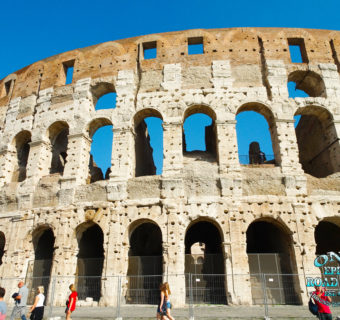 The Colosseum – A place of Legends