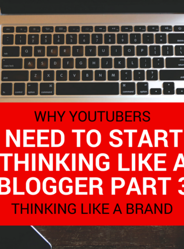 Why YouTubers Need to Start Thinking Like a Blogger Part 3