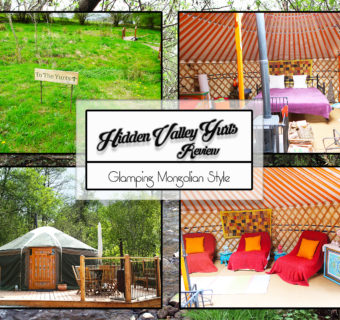 Glamping Mongolian Style at Hidden Valley Yurts, Wales – Review