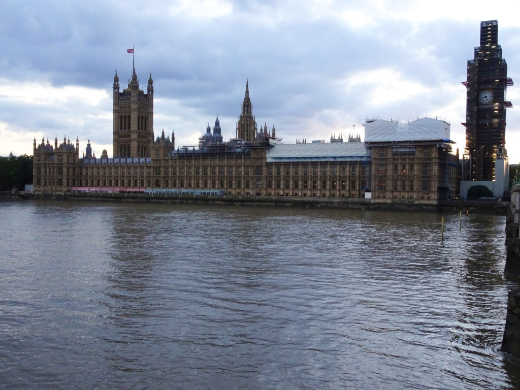 (Westminster Palace) 11 London Film Locations You Can Visit - One Epic Road Trip