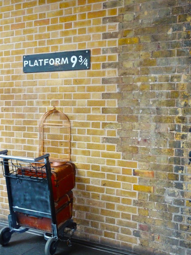 (kingscross)11 London Film Locations You Can Visit - One Epic Road Trip