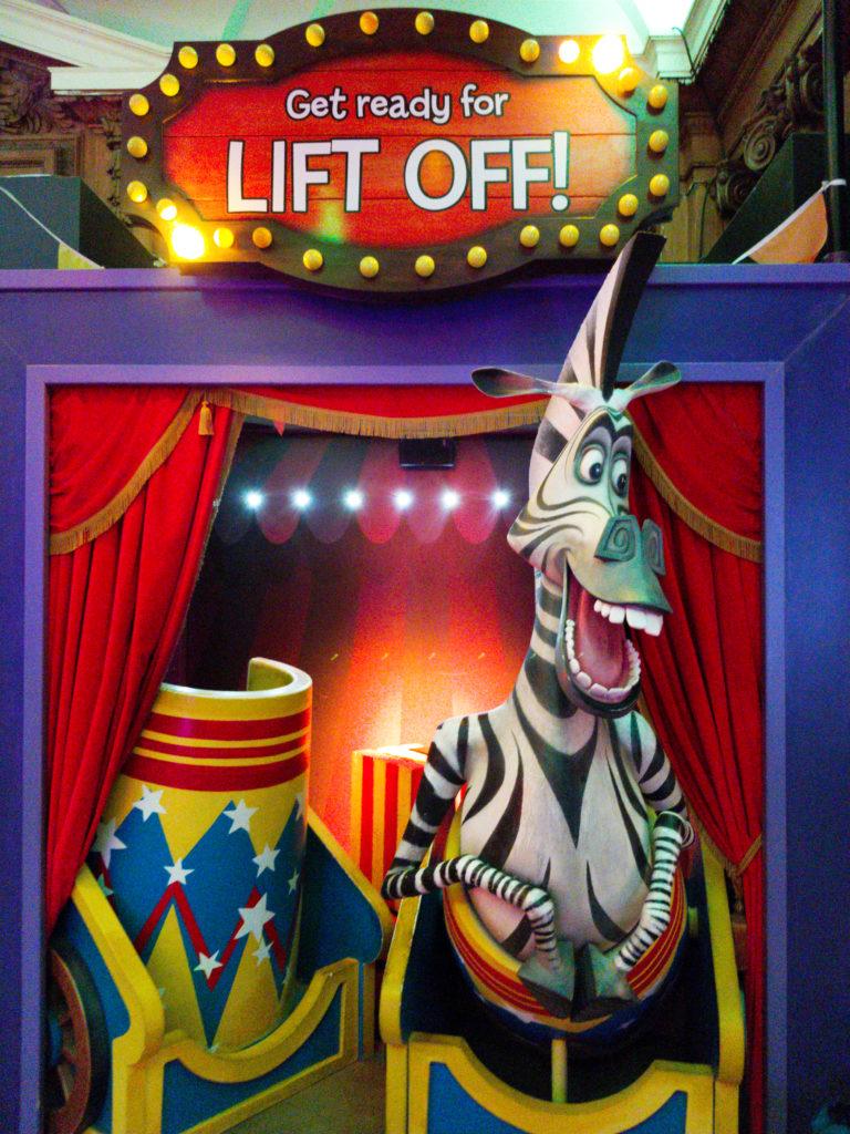 Shrek's Adventure London Review (Marty Madagasga) - One Epic Road Trip Blog