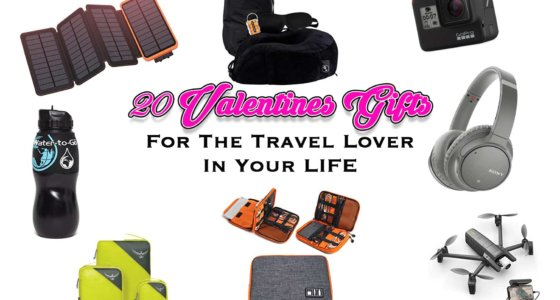 20 Valentines Day Gifts For The Travel Lover In Your Life