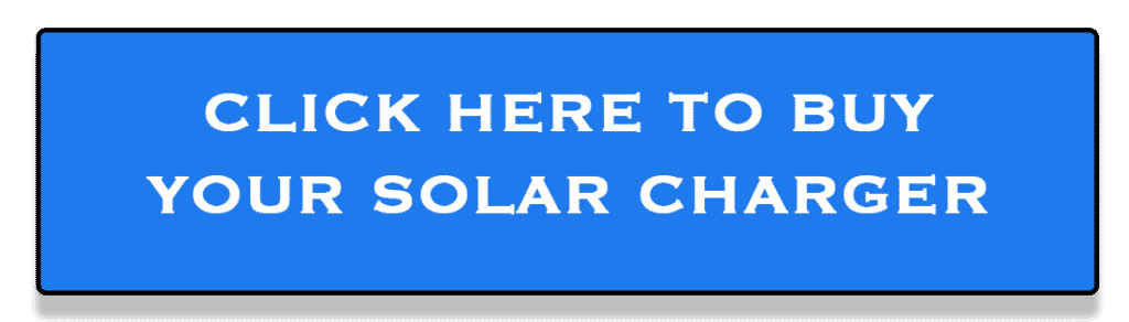 SOLAR CHARGER VALENTINES BUTTON